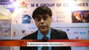 Mr. Mehul Kanani, Owner, MK Incorporation