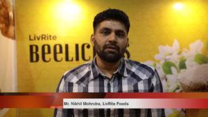 Mr. Nikhil Mohndra, LivRite Foods
