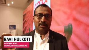 Mr. Ravi Hulkoti, National Head, Cacobean Chocolatier AG