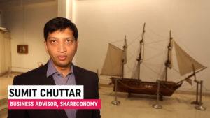 Mr. Sumit Chuttar, Business Advisior, Shareconomy