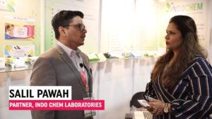 Mr. Salil Pawah, Partner, Indo Chem Laboratories