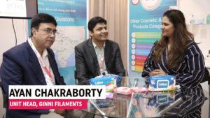 Mr. Ayan Chakraborty, Unit Head, Ginni Filaments
