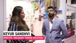 Mr. Keyur Sanghvi, Director, Himaakars Texofab Industries