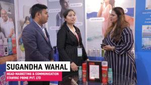 Ms. Sugandha Wahal, Head-Marketing & Communication, Stanvac Prime
