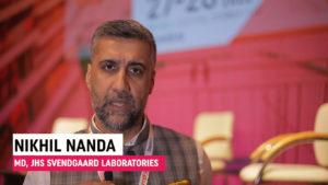 Mr. Nikhil Nanda, MD, JHS Svendgaard Laboratories
