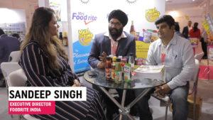 Mr. Sandeep Singh, Executive Director, Foodrite India
